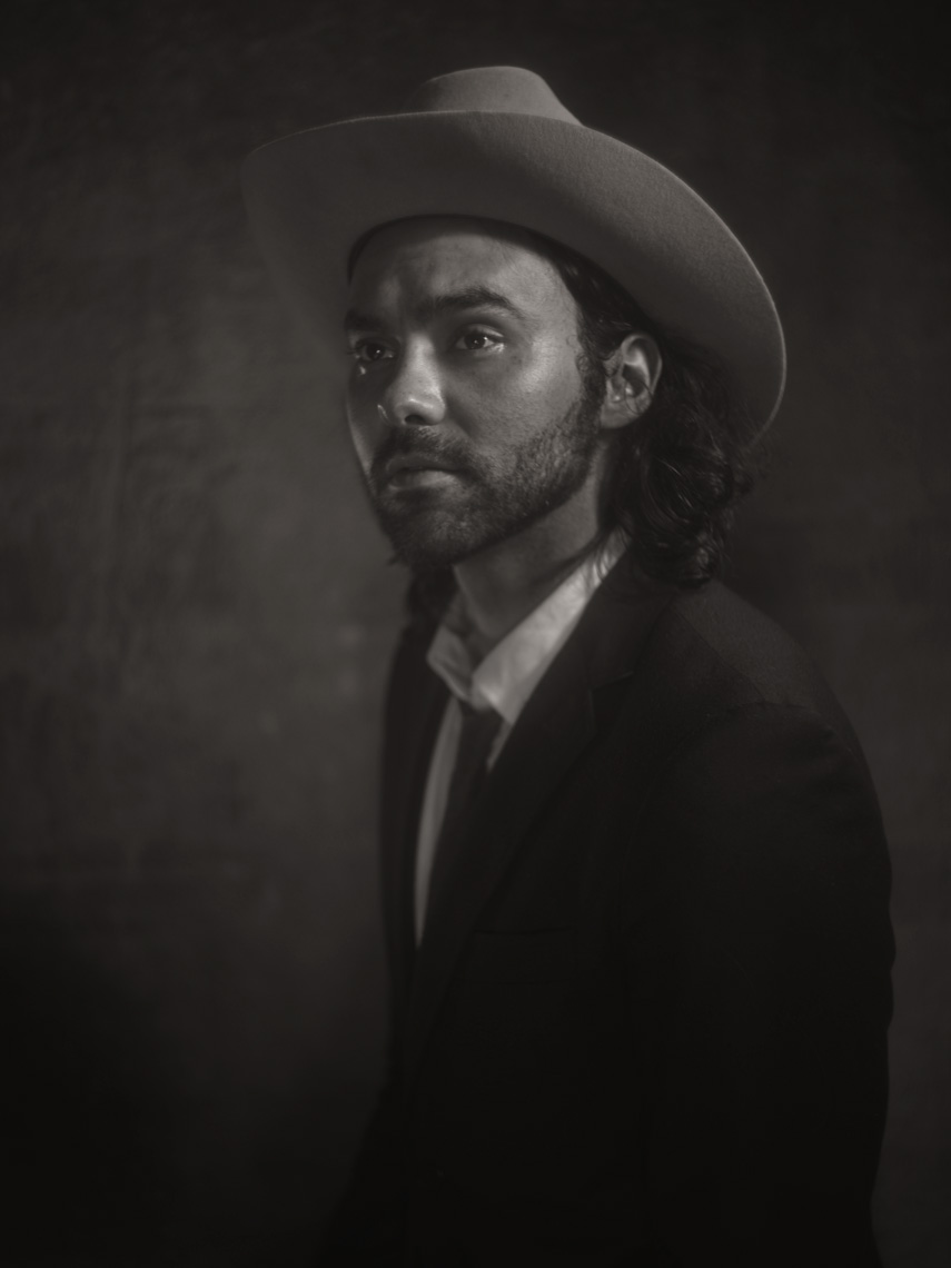 Shakey Graves, Los Angeles, 2014