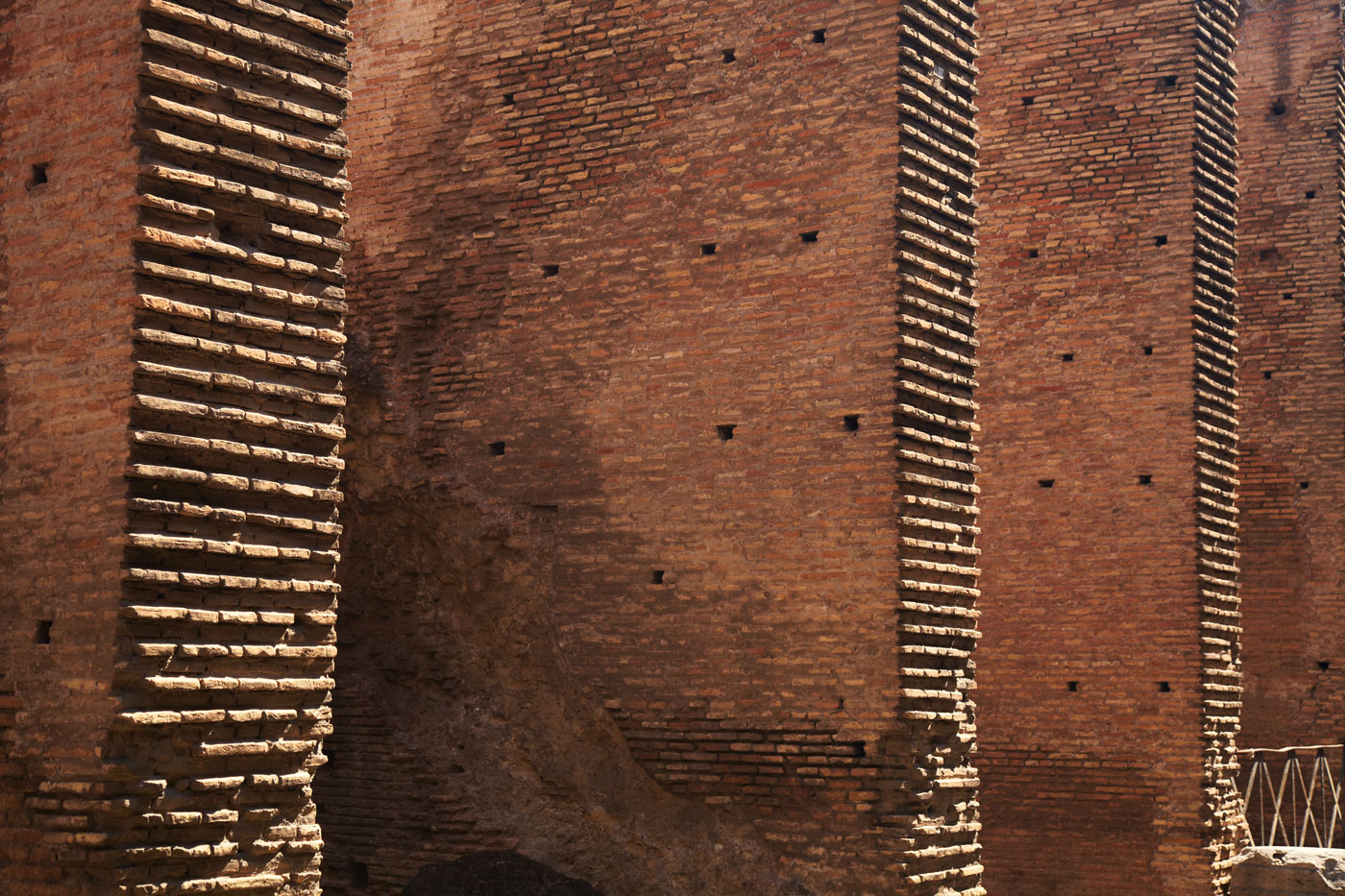 Bricks, Colosseum, Rome